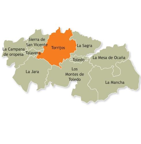 Resultado de imagen de Comarca de Torrijos