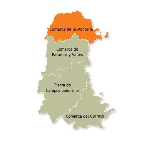 Las casas rurales turismo rural selecci n de casas rurales de calidad y homologadas - Casas rurales montana palentina ...