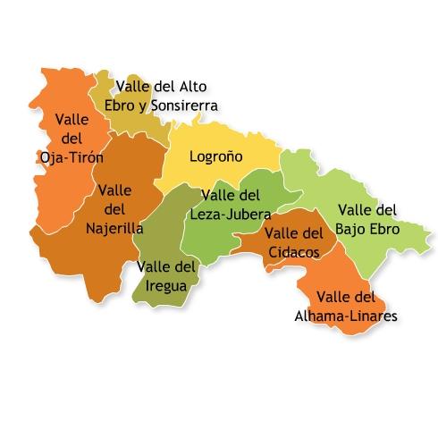Las casas rurales turismo rural selecci n de casas for Alojamiento en la rioja espana