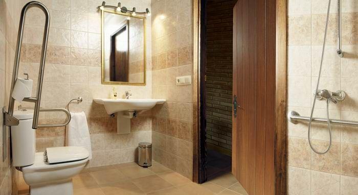 Baño Adaptado A Minusvalidos:Baño minusvalidos