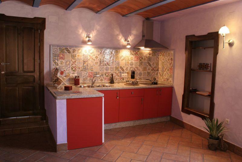 Las casas rurales turismo rural selecci n de casas for Cocinas casas rurales