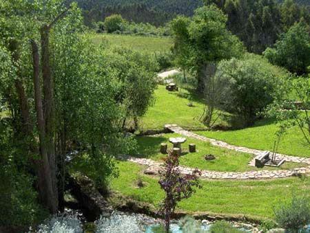 Las casas rurales turismo rural selecci n de casas for Jardines rurales