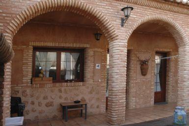 Las casas rurales turismo rural selecci n de casas for Arcos de ladrillo rustico