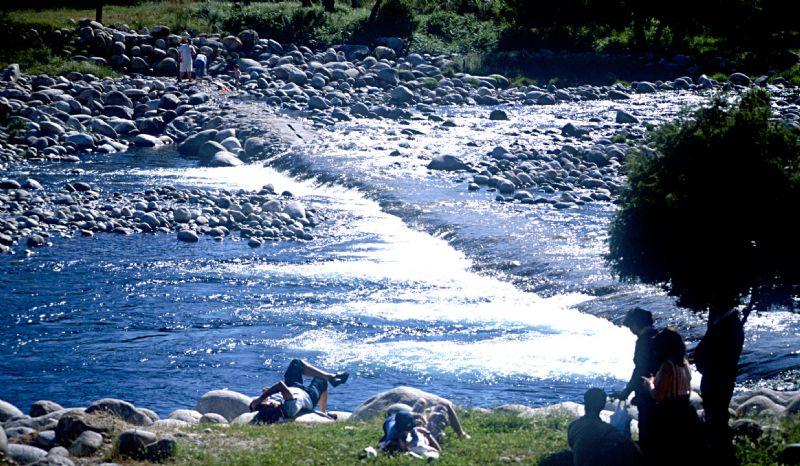Las casas rurales turismo rural selecci n de casas for Candeleda piscinas naturales